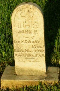 John P. Brant