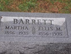 Ellis Monroe Barrett