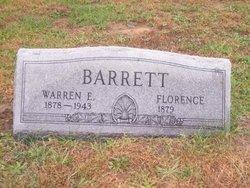 Florence <I>Lincoln</I> Barrett