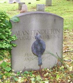 Maj Alan Pendleton