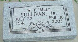 "W. F. ""Billy"" Sullivan"