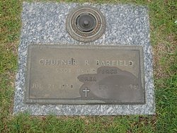 Chufner R. Barfield