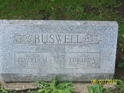 Edward Vincent Buswell