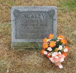Auldin E Ackley