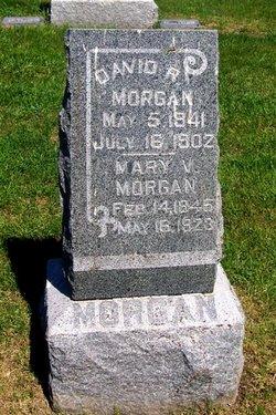 Mary Virginia <I>McDowell</I> Morgan