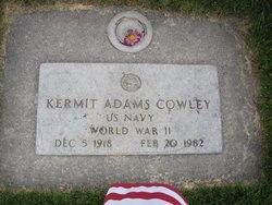 Kermit Adams Cowley