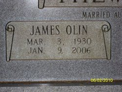 James Olin Fitzwater