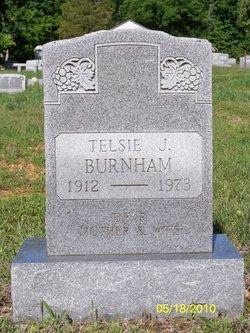Telsie J. Burnham