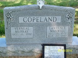 Lawrence Maxwell Copeland