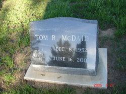 "Tommy R ""Tom"" McDaid"