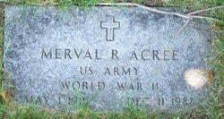Merval Acree