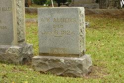 A. K. Albers
