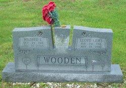 Mildred Louise <I>Shinneman</I> Wooden
