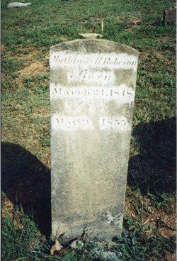 Mathias S. Robeson