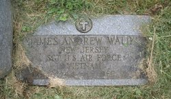 Sgt James Andrew Waliky