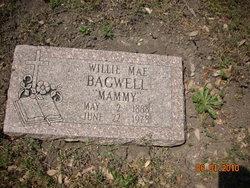 Willie Mae <I>Castleman</I> Bagwell