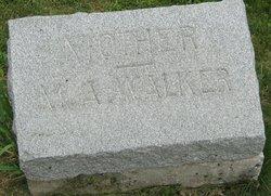 Mary Ann <I>Smith</I> Walker
