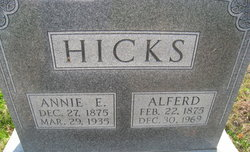 Alferd Hicks