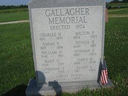 Charles Henry Gallagher, Sr