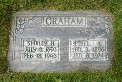 Shirley Hyrum Graham