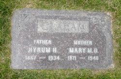 Hyrum Henry Graham