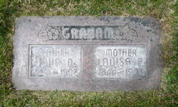 Louisa Maria <I>Forbush</I> Graham