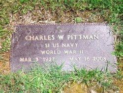 Charles William Pittman