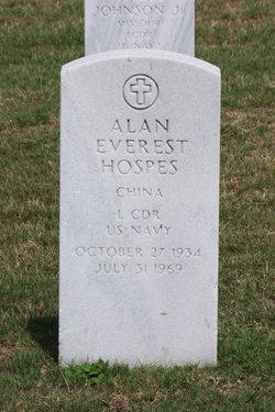 Alan Everest Hospes