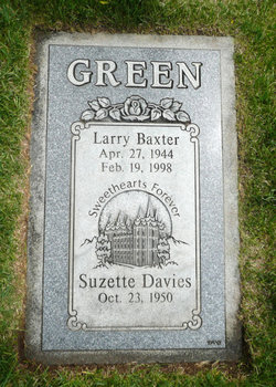 Larry Baxter Green