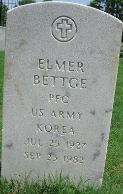 Elmer Bettge