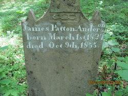 James Patton Anderson