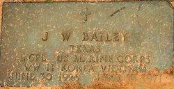 J. W. Bailey