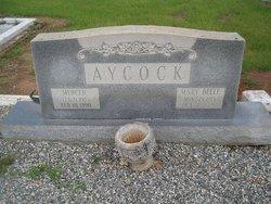 Mary Belle <I>Irby</I> Aycock