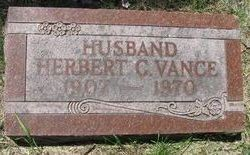 "Herbert Charles ""Herb"" Vance"