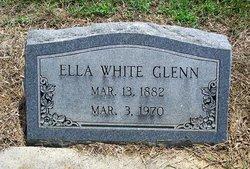 Ella <I>White</I> Glenn