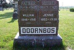 "Joukje ""Jennie"" <I>Boersma</I> Doornbos"