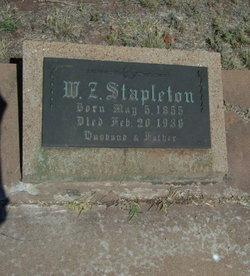 William Zeno Stapleton