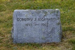 "Dorothy Louise ""Dolly"" <I>Zahner</I> Ingraham"