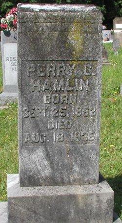 Perry Columbus Hamlin