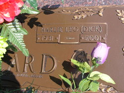 "Harlie Leo ""Dick"" Ballard"