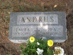 Laura Aurore <I>Badger</I> Andrus