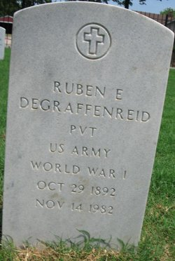 Ruben E Degraffenreid