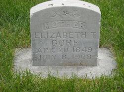 Elizabeth T Gore