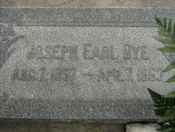 Joseph Earl Dye