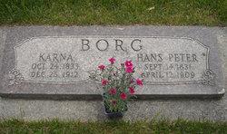 Hans Peter Borg