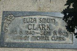 Eliza <I>Smuin</I> Clark