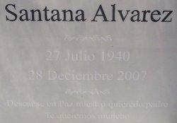 Santana Alvarez