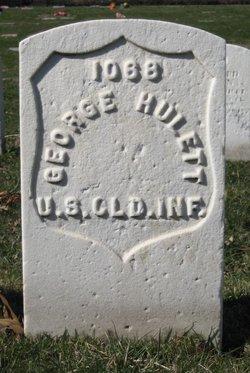 George Hulett