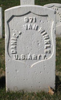 Sgt Daniel Van Winkle