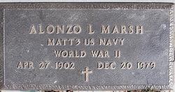 Alonzo L Marsh